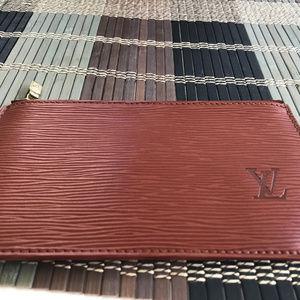 Louis Vuitton Epi Cosmetic Case 8X 4.5  Excellent